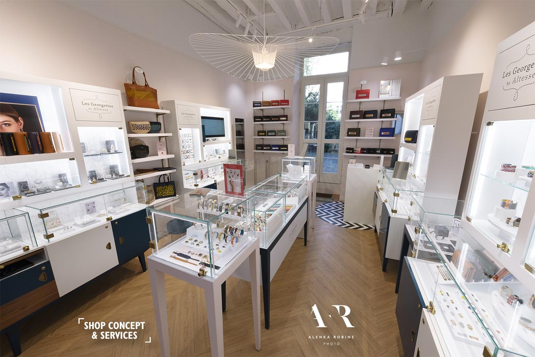 agencement boutique bijoux fantaisie